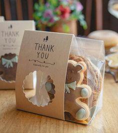 Magnifique idée cadeau invité anniversaire faire soi meme cookies