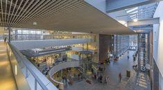 Meander Medical Center, The Netherlands / Atelierpro / Photo: John Lewis Marshall