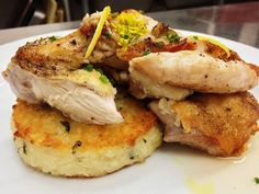 Roast chicken- Left Bank in West Village by @WestVillageFood