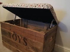 Puff, Toy Storage, Future House, To My Daughter, Business, Furniture, Home Decor, Safe Room, Pallets