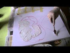 Der erste Teil eines gespachtelt bzw gemalten Mohnblütenbildes in Acryl, viel Spaß.. The first part of painting poppies in acrylics, enjoy..  weitere Bilder unter: www.sabines-bildergalerie.de oder besucht mich bei facebook  other tipps on facebook  Music by incompetech.com / Kevin MacLeod