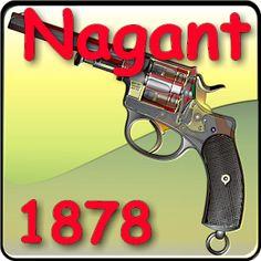 10874ec6468 Nagant model 1878 explained - Apps on Google Play. Revolver