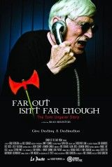 :: Far Out Isn't Far Enough: The Tomi Ungerer Story (2012 film - documentary + animation) depicts one man's wild, lifelong adventure of testing societal boundaries through his use of subversive art. :: I've admired his drawings for years - now to discover the grownup side and his story.