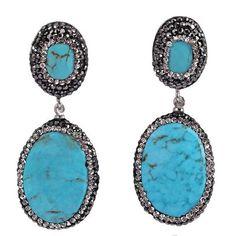 Viridis Turquoise Drops