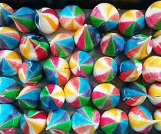 Rainbow Meringue Kisses: 4 Steps (with Pictures) Car Cakes For Boys, Kitchenaid Bowl, Kisses Recipe, Meringue Cookie Recipe, Meringue Kisses, Gel Food Coloring, Holiday Treats, Fresh Fruit, Boy Birthday