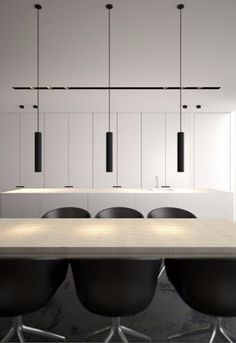 25 Timeless Minimalist Dining Rooms with Modern Dining Tables | See more at http://moderndiningtables.net/2016/02/25/25-timeless-minimalist-dining-rooms-with-modern-dining-tables/