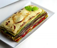 Explore Cuisine created the first Organic Green Lentil Lasagne, made in Italy. Our Green Lentil Lasagne pasta has a delightful taste and tender texture. Roasted Vegetable Recipes, Roasted Vegetables, Veggies, Lasagne Recipes, Pasta Recipes, Cookbook Recipes, Dinner Recipes, Vegetable Lasagne, Clafoutis Recipes