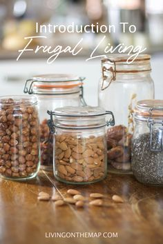 Introduction to frugal living Do What You Want, Frugal Living, Opportunity, Choices, Vegan Recipes, Concept, Money, Live, Food