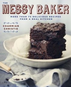 If you're a fan of the blog The Messsy Baker, you'll love its author's contribution to the world of cookery books. Just the cover is enough to have convinced me it was a must read though! Here's what the blurb says 'Since when did every cookie on the plate have to be just like the next? [...]