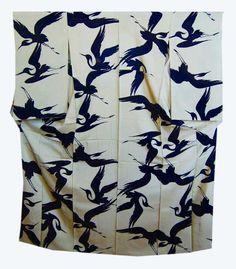 きものさらさ5月催事 鷺の夏着物 | kimono sarasa