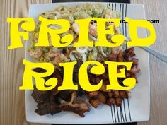 How to Cook Nigerian Fried Rice | Nigerian Food Recipes