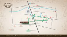 Atul Enterprises Pune Reviews Westernhills, A 40 Acres of Gated Cimmunity Living in Baner Location Map