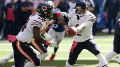 CSN's Chris Boden shares three Bears necessities for a win over the Jacksonville Jaguars at Soldier Field on Sunday afternoon.