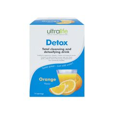 Detox Cleansing Weight Loss Drink (14 servings) by Ultralife Nutrition in Health  Beauty, Vitamins  Dietary Supplements, Weight Management   eBay
