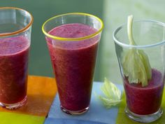 Apple-Cherry Juice with Celery | Eat Smarter