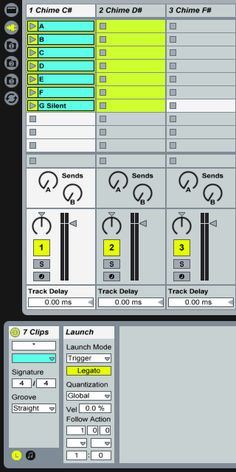 In this tutorial we are going to use Ableton Live's innovative follow actions to create generative music in the form of some electronic wind chimes. When writing generative music we look at...