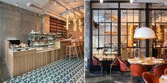 Au centre ville, un nouveau café restaurant italien a vu le jour en décembre 2015 : leFiorellino. Pour ce projet, le propriétaire a fait appel à Jean-Guy Chabauty, fondateurd'Atelier Moderno avec qui il a auparavant collaboré.