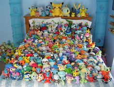 One day I wish to have a collection this large