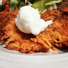 Kerry's Sweet Potato Latkes - Allrecipes.com