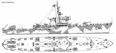 Corvettes - class GABBIANO