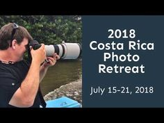 Costa Rica Photo Retreat planned by Osa Property Management. The retreat will take place in the southern pacific region of Costa Rica, in and around, Ojochal. Youtube Youtube, Property Management, Costa Rica, How To Plan