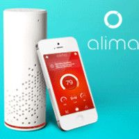 alima The smart indoor air quality monitor for your home