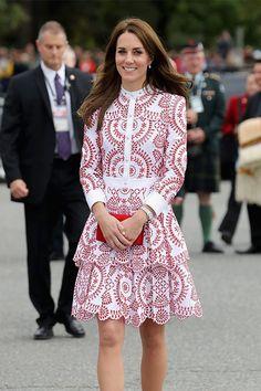 How To Dress Like Kate Middleton On A Plebeian Budget