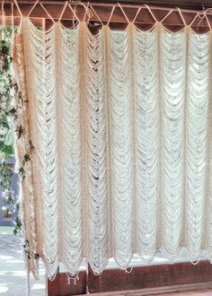 Truly exquisite hand woven curtains, made from cotton in Mexico.  Shop beautiful homewares online at White Bohemian