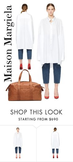 """Maison Margiela 9"" by s-thinks ❤ liked on Polyvore featuring Maison Margiela"