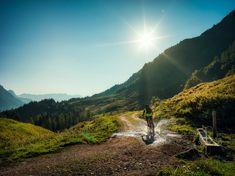 Österreich Werbung Bike Leogang 2018-09-18 - Österreich Werbung Bike Leogang 2018-09-18 Sport, Mountains, Landscape, Nature, Travel, Advertising, Voyage, Scenery, Landscape Paintings