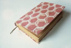 batik fabric journal antique diary notebook travel by Patiak, $25.00