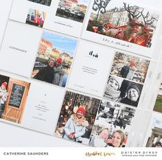 Over the years, I've honed in on a simple style for my pocket page layouts using photos, journaling, and digital design elements. Page Layout, Layouts, My Calendar, Creative Memories, Life Inspiration, Project Life, Simple Style, Mini Albums, Digital Scrapbooking