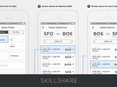 New! iOS UX Design Class on Skillshare by Kara Hodecker