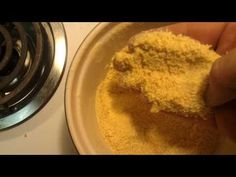 ▶ Making Corn Meal From Popcorn - YouTube