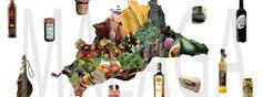 El 90% de bares y restaurantes de Málaga usa productos locales. Andalucía - Andalusia. Made In Andalucía