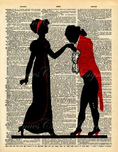 vintage silhouettes | Vintage Silhouette Collages Dancing Couple Silhouette, Kids Silhouette, Vintage Silhouette, Silhouette Portrait, My Funny Valentine, Valentines, Art Pop, Old Book Pages, Altered Books