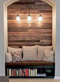 Inspiring Cabin Style Decoration Ideas 2017 32