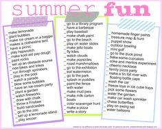 Sassy Sites!: Summertime Printables