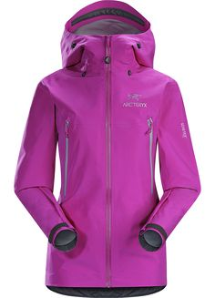 Beta LT Jacket Women's Lightweight, waterproof/breathable jacket made from…