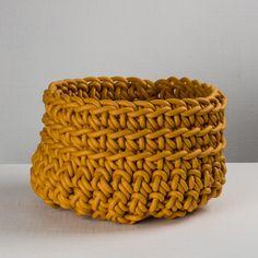 Large CILINDRO Basket