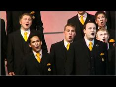 ▶ Bridge Over Troubled Water- Westminster Chorus - YouTube