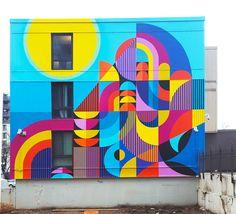 57 best urban art images in 2019 street art, urban art, city artcolossal