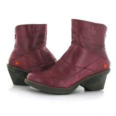 Amazon.com: Art 621 Gaucho Womens Boots: Shoes  Nää löytyy mustana ja on ihan ykköset!