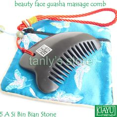 Find More Massage & Relaxation Information about Free shipping! 5A Original Si Bin Bian stone beauty face massage guasha comb 90x58mm 16pieces/lot high quality!,High Quality face massage,China face mask massage Suppliers, Cheap face lift massage from Tanly's store on Aliexpress.com