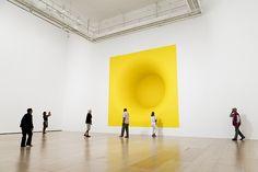 Anish Kapoor Yellow