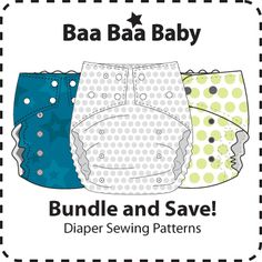 Bundle and SAVE on sewing patterns!