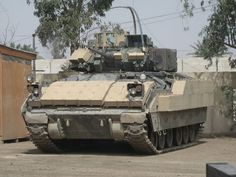 M2 Bradley ODS | Forrás: Army Recognition