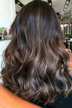 Ways to Take Your Black Ombre Hair to the Next Level ★ See more: http://lovehairstyles.com/black-ombre-hair-color/