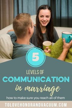 Growing in emotional maturity is largely about being able to comfortably go to deeper levels of communication. #communication #communicationinmarriage #emotionalmaturity #emotionalhealth #happymarriage #healthyrelationships #christianmarriage #eqaulityinmarriage #tolovehonorandvacuum