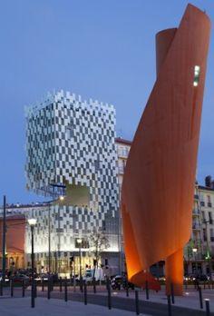 **FRAC Marseille, France by Kengo Kuma Architects